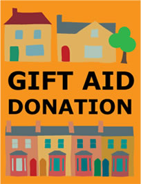 Gift Aid Button